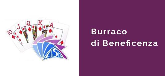 28 Settembre | Torneo benefico di Burraco