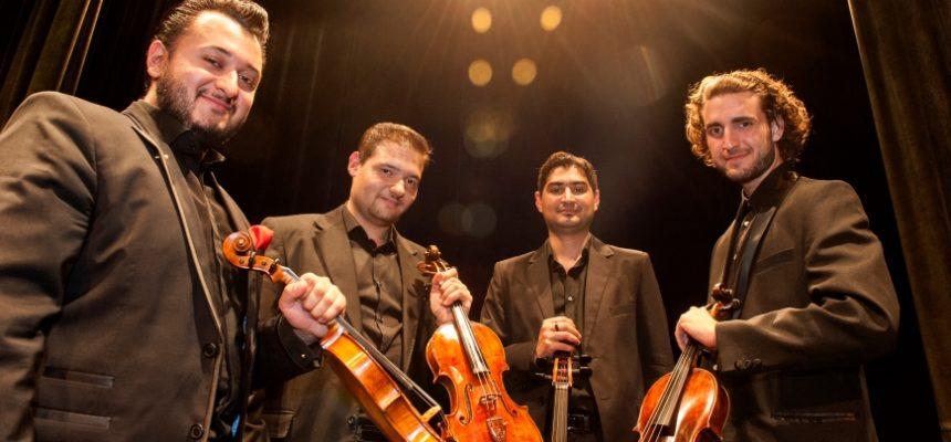 Domenica 23 Ottobre | Kallai Quartet