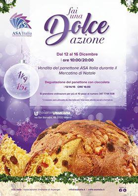 13/14/15 | 16 Dicembre | Fai una Dolce Azione!