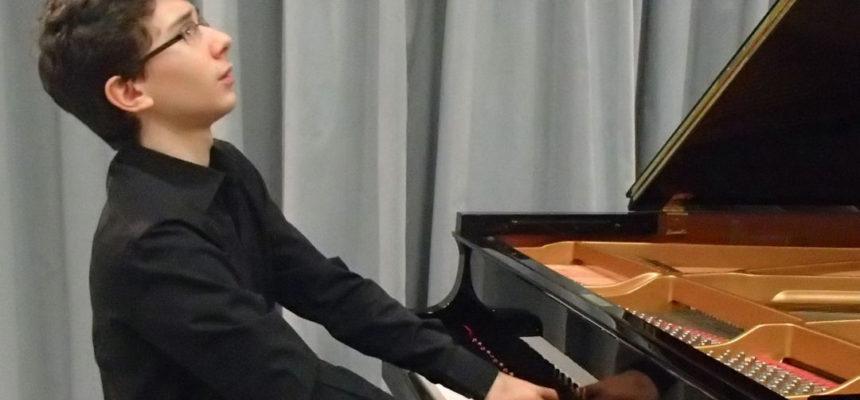15 Gennaio | Concerto di Francesco Granata