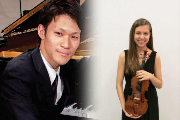 Domenica 29 gennaio | Concerto di Clarissa Bevilacqua e Yuya Tonouch
