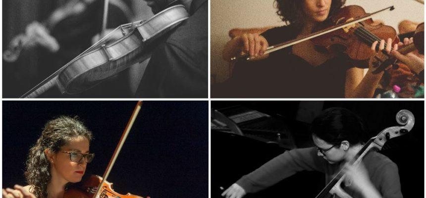 26 febbraio | Quartetto Sincronie