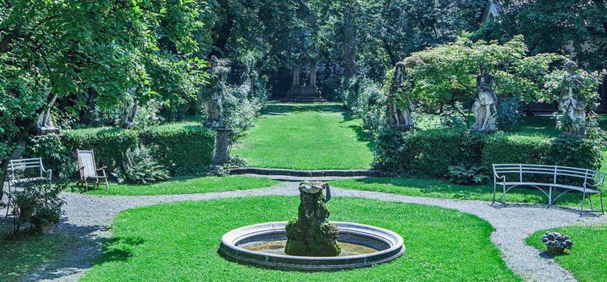 Casa degli Atellani, la vigna di Leonardo e Santa Maria delle Grazie